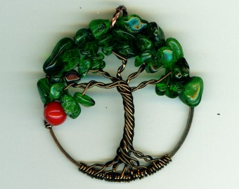 The Giving Tree Pendant