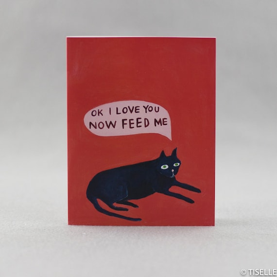 Offset Love Card, Feed Me
