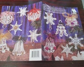 Thread Crochet Patterns Snowflakes and Ornaments Crystal Reflections Annie 39 s Attic 879712 Crocheting Pattern Leaflet