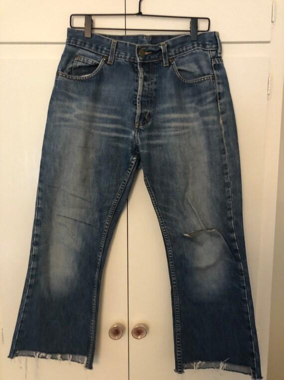 Vintage 70s Lee jeans