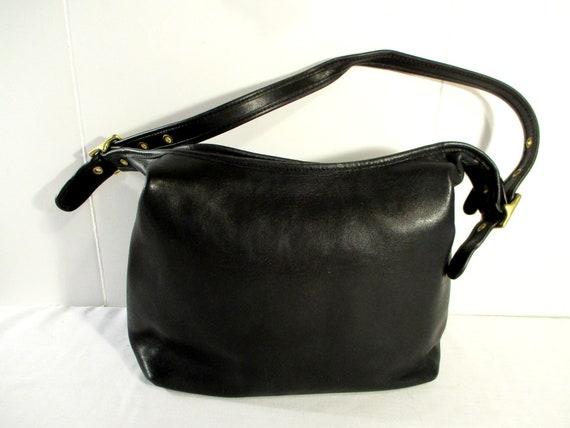 Coach Purse USA COACH bag, Coach bucket bag, Blac… - image 3