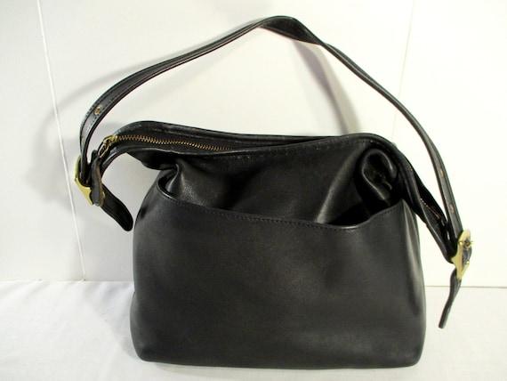 Coach Purse USA COACH bag, Coach bucket bag, Blac… - image 2