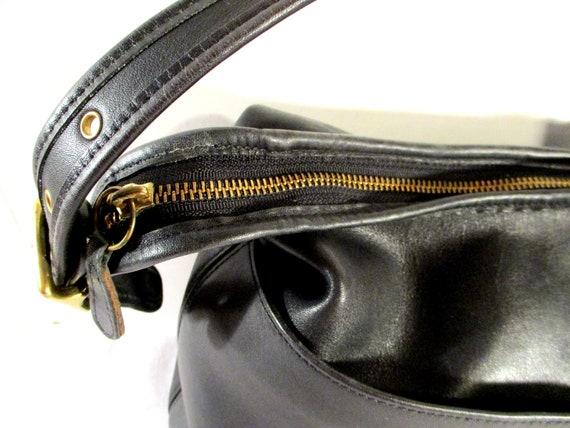 Coach Purse USA COACH bag, Coach bucket bag, Blac… - image 4