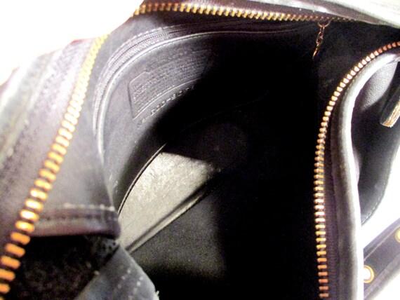 Coach Purse USA COACH bag, Coach bucket bag, Blac… - image 7