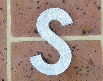 Items similar to Huge Vintage Letter F Sign Vintage Marquee Letter F