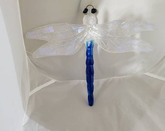 """12"""" Garden dragonfly with hanger"""