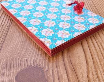 blue envelope book