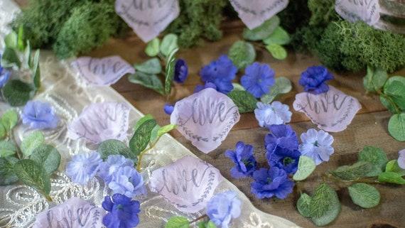 Lavender Wedding Bridal Shower Decor Wedding Table Decorations