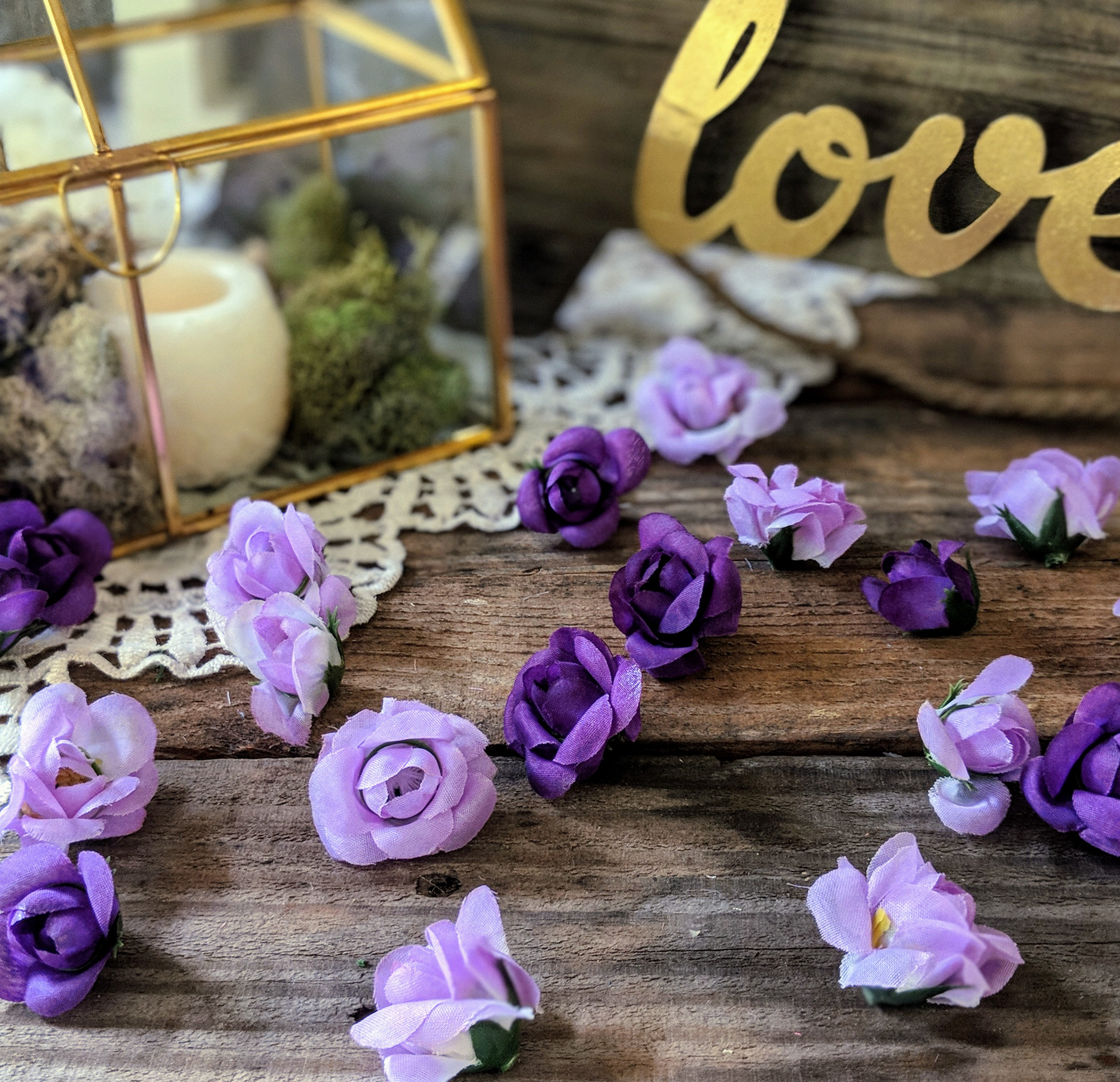 Artificial Flowers Wedding Table Decorations Wedding Etsy