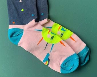 The Sun Will Shine - Socks! Made in Australia.