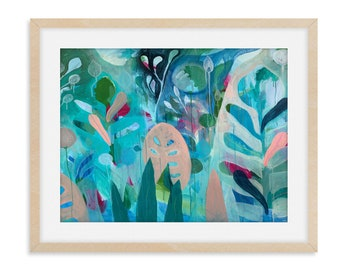Jungle Boogie - Limited Edition Giclee Print, sized A4, A3 or A2