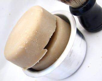 Champagne and Pomegranate  Goats Milk Shave Soap 5 oz
