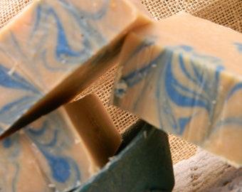 Bay Rum Goats Milk Soap