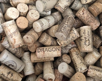 Used Wine Corks for crafts - 249ct