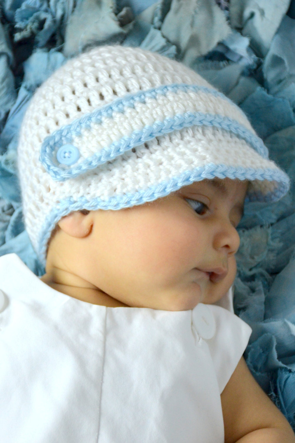 c94454e0176 Baby Crochet Hat Baby Boy Crochet Booties Baby Hat with
