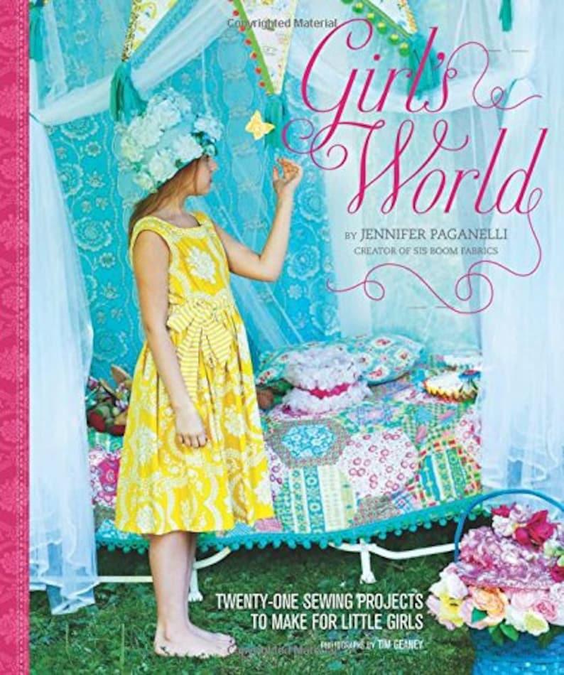 Sale Girl's World by Jennifer Paganelli  21 Sewing image 0