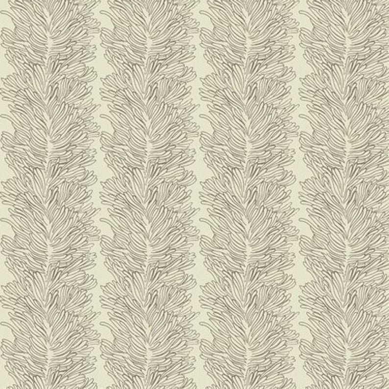 Clearance 1/2 yard Seven Wonders Wind by Parson Gray David image 0