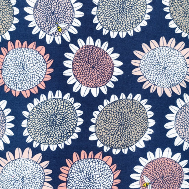 Clearance 1 yard Cloud 9 Arcadia Organic Fabric OOP Out of image 0