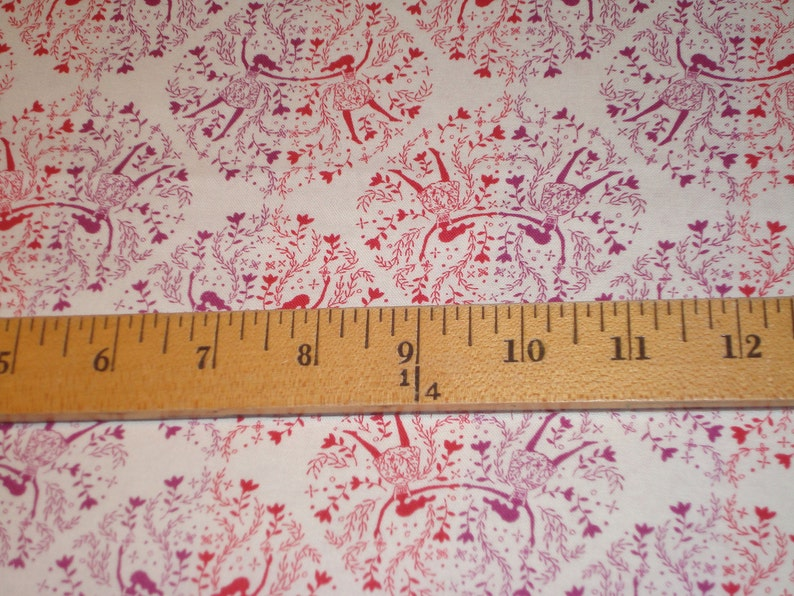 Sale 1 yard Yuwa Kei Japanese Imported Fabric /  CO112481 A image 0