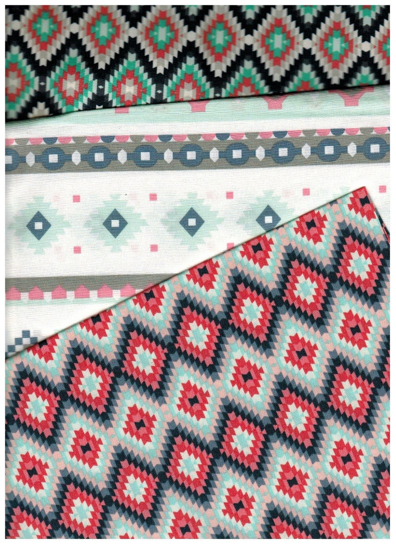 Clearance 1 1/2 yard bundle Recollection by Katarina Roccella image 0