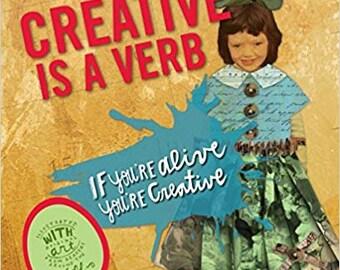 Sale! Creative is a Verb by Patti Digh