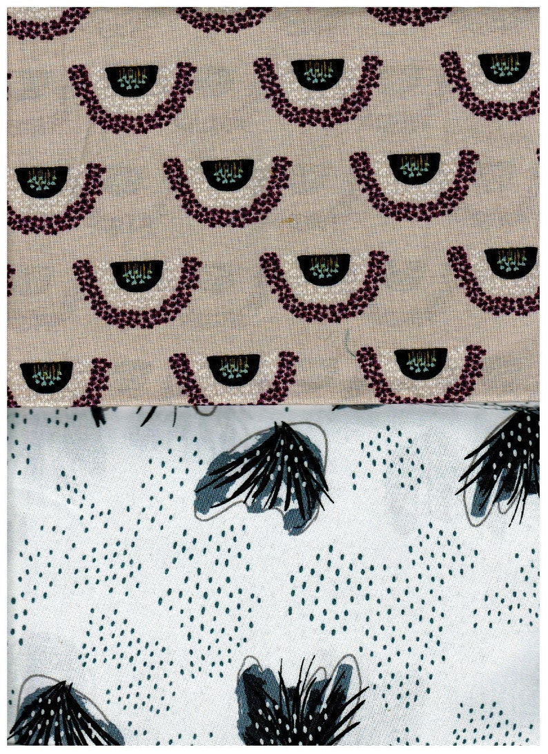 Sale 2  Half Yard cuts of Dusk till Dawn by Hope Johnson for image 0