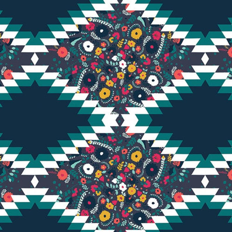 Clearance 1/2 yard Recollection by Katarina Roccella Art image 0