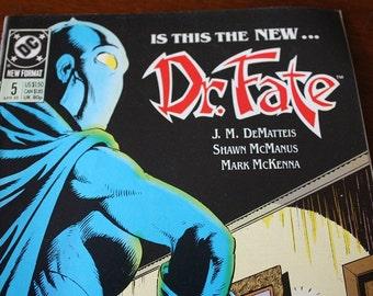 Dr. Fate comic book