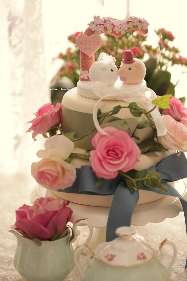 Guinea pigs Wedding Cake Topper | Etsy