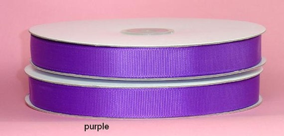 "2 1//4/"" SOLID GROSGRAIN RIBBON MULTIPLE COLORS 5 Yards Your Choice"