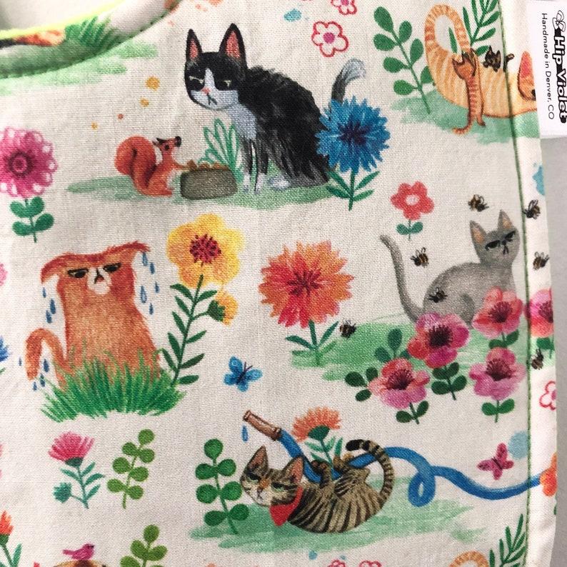 Kitty Baby Shower Gift Cat Baby Gift Kitty Baby Gift Cat Lover Baby Shower Gift Kitten Nursery Kitten Baby Bib