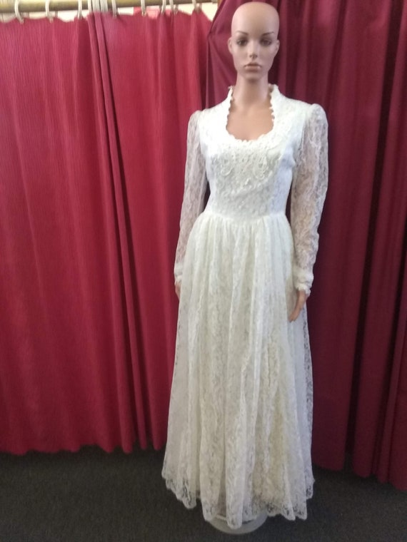Gunne Sax Romantic Renaissance Bridal Collection W