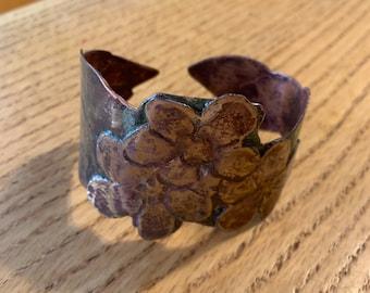 Apple blossom bracelet