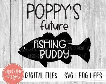 Download Poppy Fishing Buddy Etsy