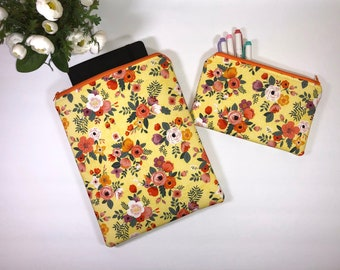 Planner Pouch /& Zipper Pouch Set Planner Cover Medium Passion Planner Cover Classic Happy Planner Cover
