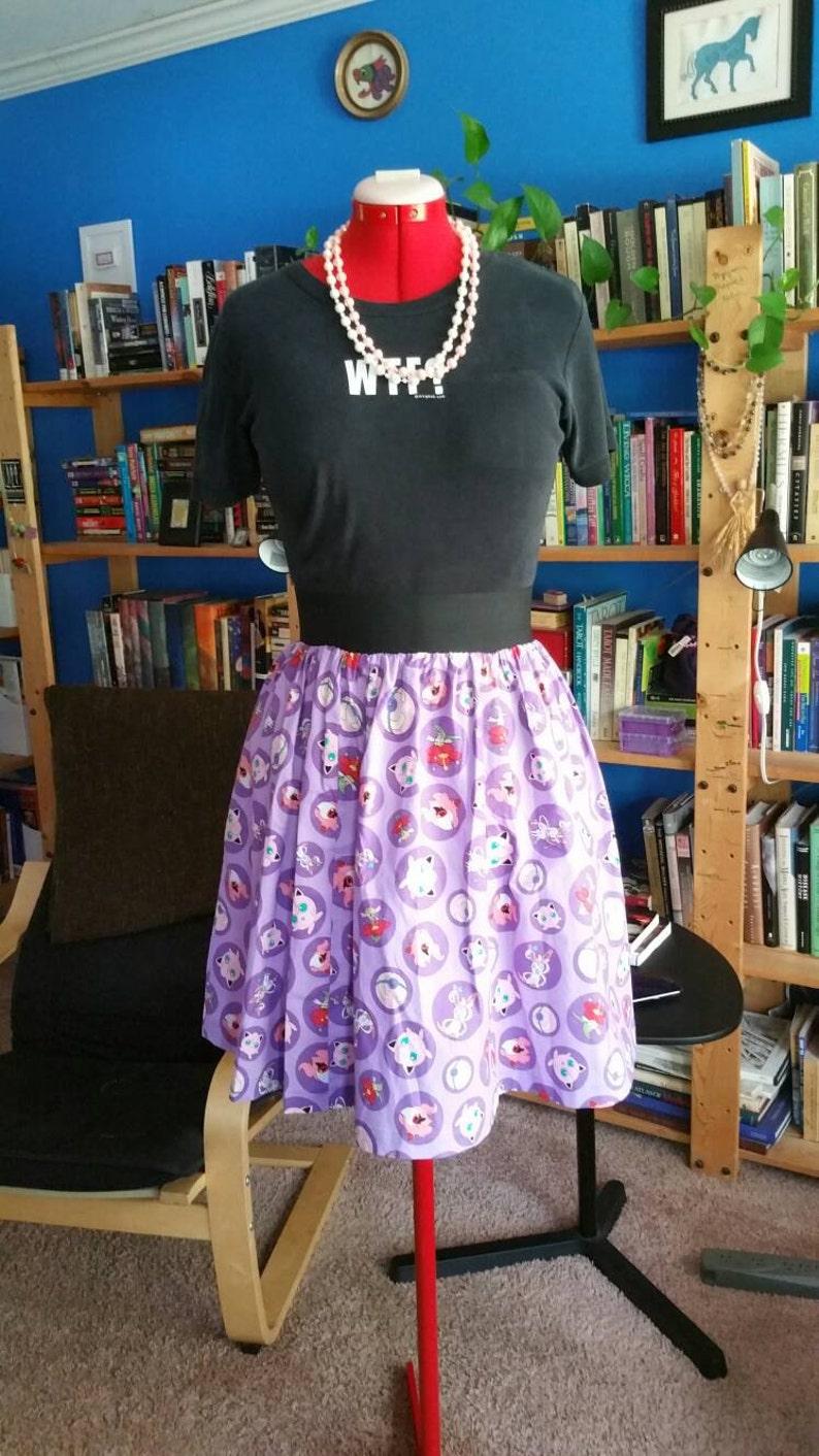 Pokémon Fairy Type Skirt with Pockets image 0