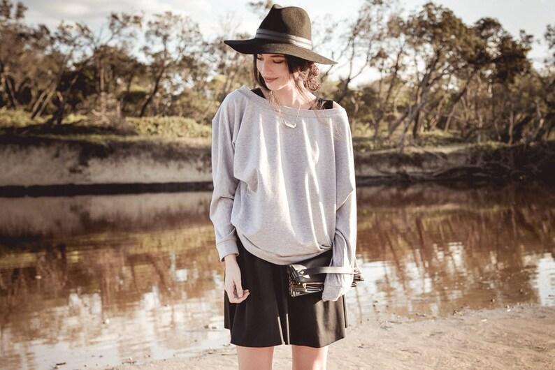 Off The Shoulder Sweater dolman sweaters off shoulder image 0