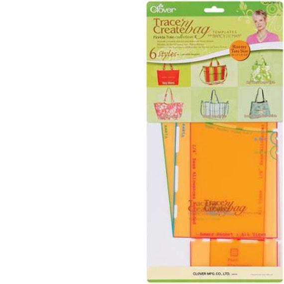 Trace n create bag templates with nancy zieman florida etsy image 0 maxwellsz