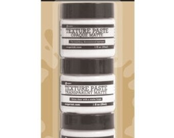 Texture Paste from Ranger-3 assorted