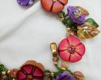 Secret Garden Necklace Classic Mix
