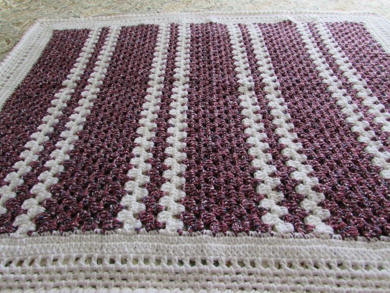 36 x 45 inches ROSE GRANNY THROW