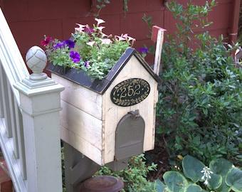 Mailbox Cover/Planter