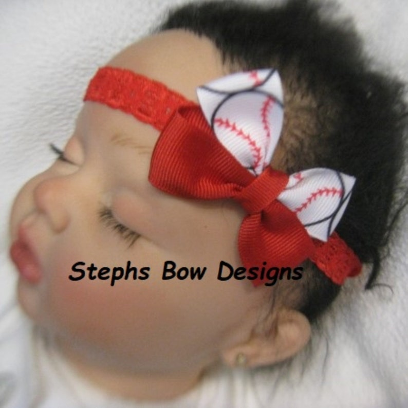 Soft Yellow White Dots Dainty Hair Bow Headband 4 Preemie Newborn Toddler Easter
