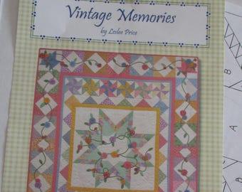Vintage Memories by Leslee Price,Painted Pony & Quilts, 2003