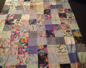 Twin Memory quilts balance