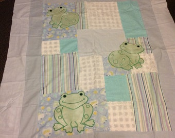 Froggy Quilt