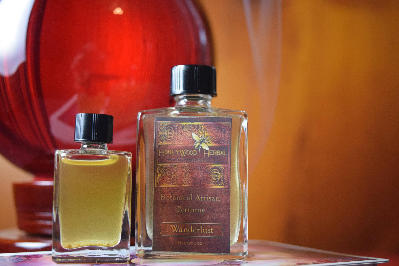 Parfum botanique Wanderlust