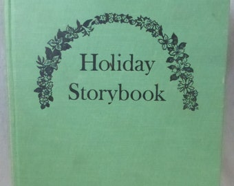 Vintage Books Holiday Storybook Compiled by the Child Study Association of America