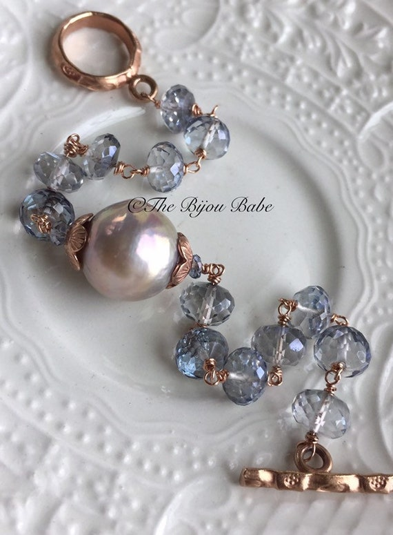 Edison Pearl Bracelet