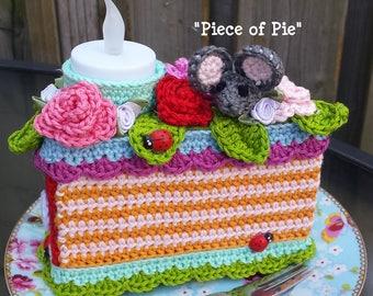"English Pattern PDF ""Piece of Pie"""